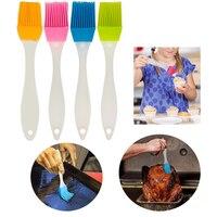 Набор кистей для выпечки, Силиконовая Термостойкая домашняя кухня, для приготовления барбекю, выпечка, гриль, принадлежности для барбекю