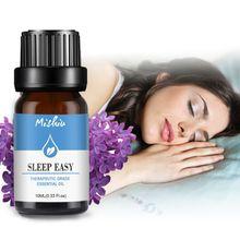 Calm The Nerves Massage Foot Bath Oil Lavender Bergamot Sandalwood Essential Oil Improve Sleep