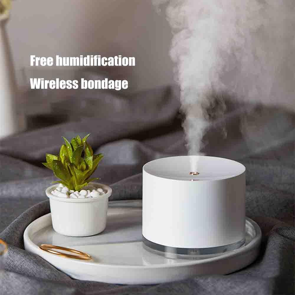 جهاز تنقية الهواء بالروائح المنزلية بمنفذ USB ذو سعة كبيرة جهاز تبخير وزيوت الغرف أجهزة تنقية الهواء بخاخة