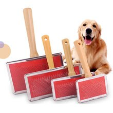 Pet Dog Needle Comb Puppy Hair Gilling Beauty Bath Massage Grooming Comb Brush