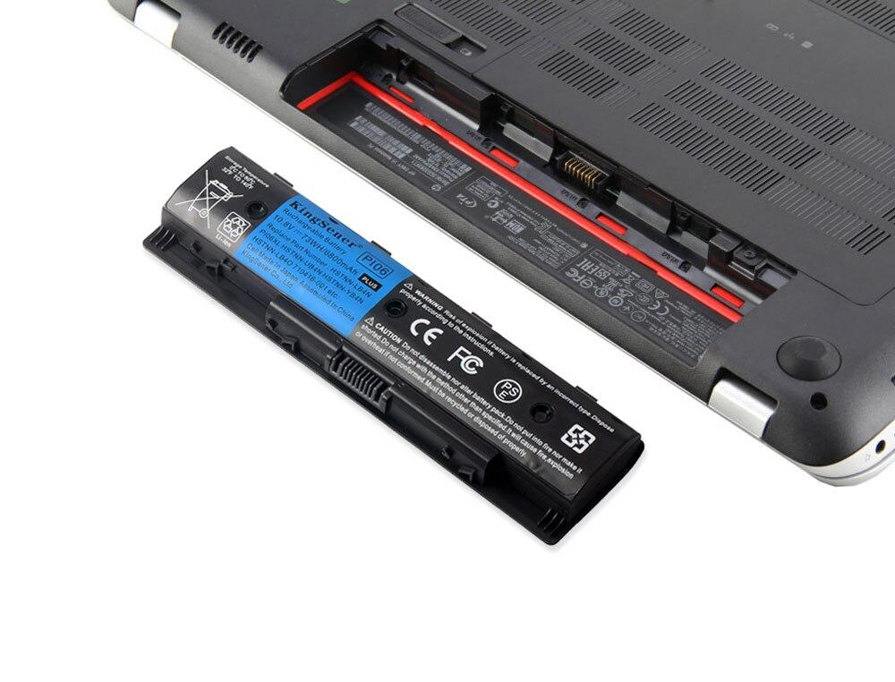Купить с кэшбэком Kingsener PI06 Laptop Battery for HP Pavilion 14 15 Envy 17 17t 17z HSTNN-DB4N HSTNN-DB4O HSTNN-LB4O 710417-001 710416-001PI09