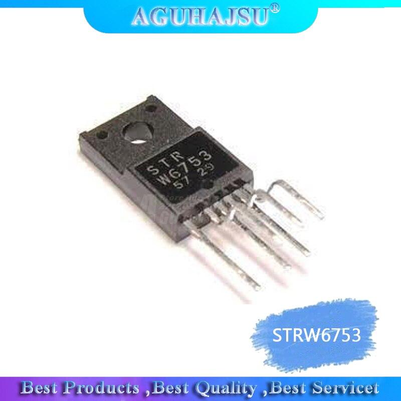 1 шт./лот STR-W6753 STRW6753 W6753 TO220F-6