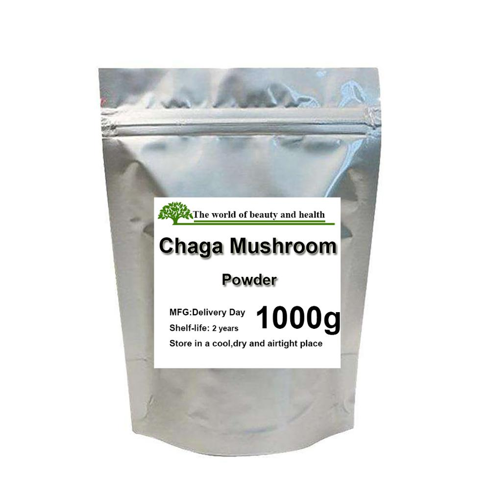 Factory Price Health Supplement Chaga Mushroom Powder