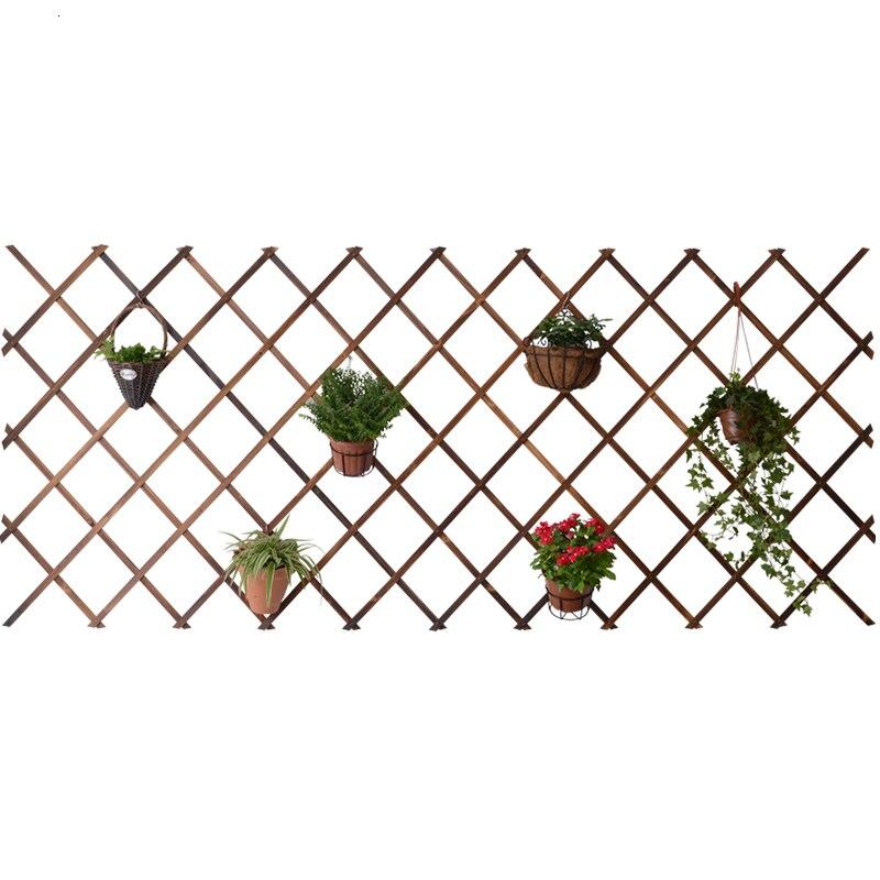 Arbor soporte para flor una sala de estar Suspensión de madera sólida flor cesta estantes balcón pared colgante botánica soporte decorar