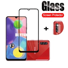 1-2PCS Safety Glass For Samsung Galaxy A70s Screen Protector on for Samsung Galaxy A 70s Premium Pro