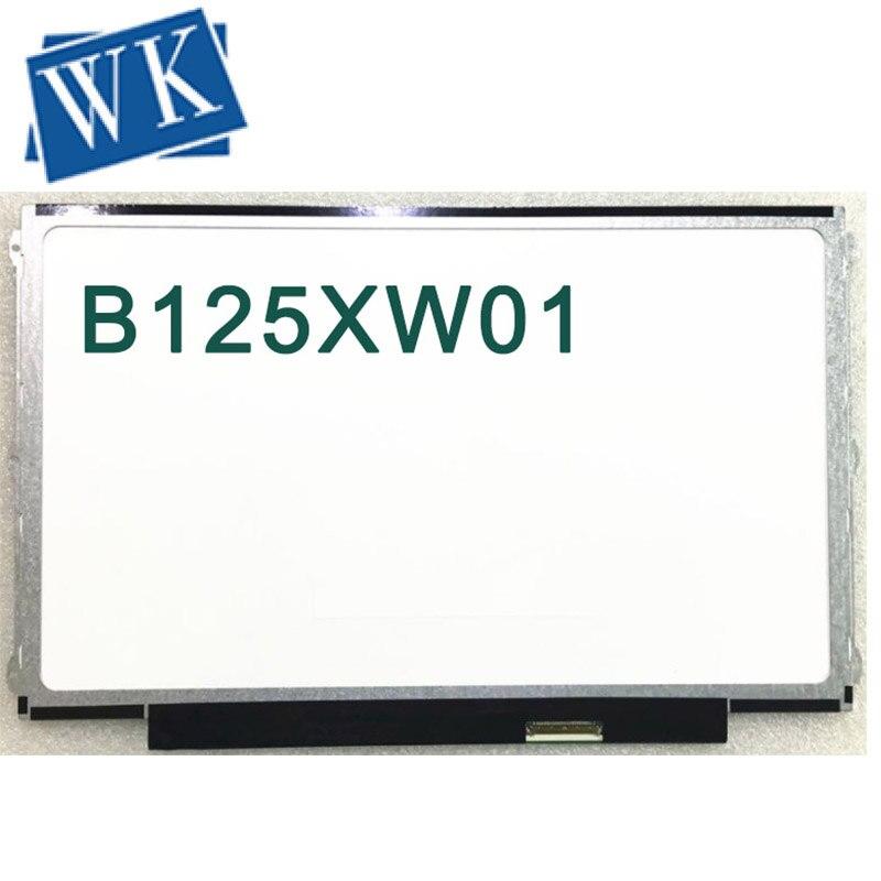 Nuevo original ThinkPad X220 x220i LED FRU 93P5671 93P5670 B125XW01 V.0 LP125WH2 TLE1 LTN125AT01 LP125WH2 TLB1
