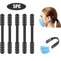 adjustable non slip mask hooks extension buckle high quality protect slip mask ear grips extension buckle mask accessories