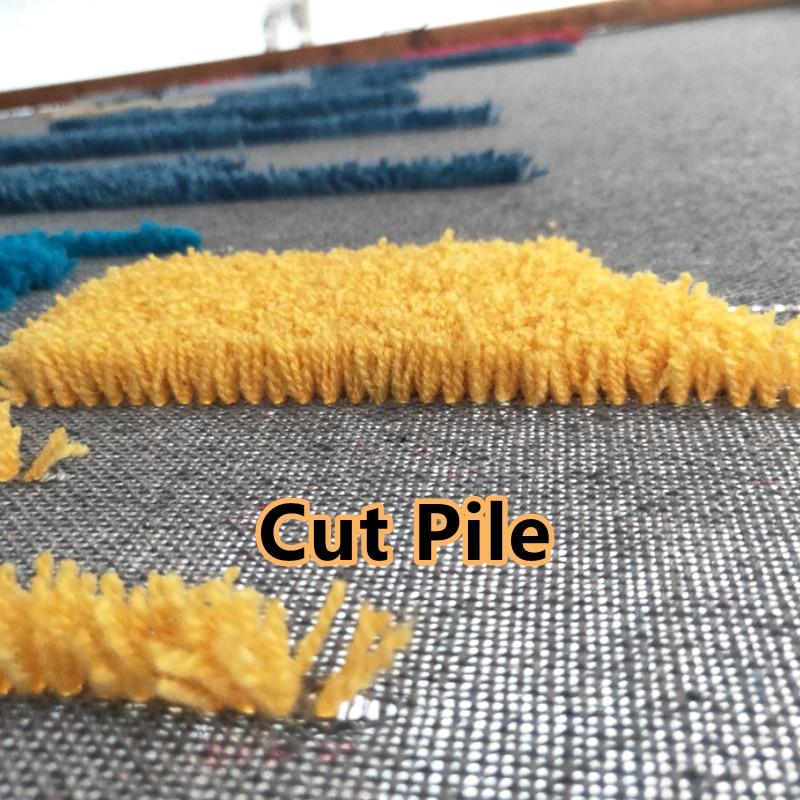 US Plug Cut Pile 110V Electric Carpet Tufting Nail Gun Rug Weaving Flocking Machines Handheld DIY New Power Tool Accessories enlarge