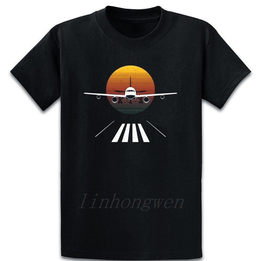 Piloto avión aviación vuelo camiseta letras sobre tamaño S-5XL algodón Homme nueva moda crear primavera otoño interesante