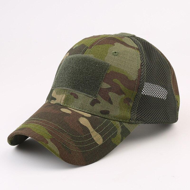 Новая тактическая армейская Кепка, кепка для спорта на открытом воздухе, военная Кепка, камуфляжная кепка, камуфляжная кепка в стиле просто...