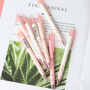 3 шт./лот 0,5 мм свежие японские Sakura Kawaii механические гелевые ручки канцелярские ручки для школы офиса канцелярские принадлежности для письма...
