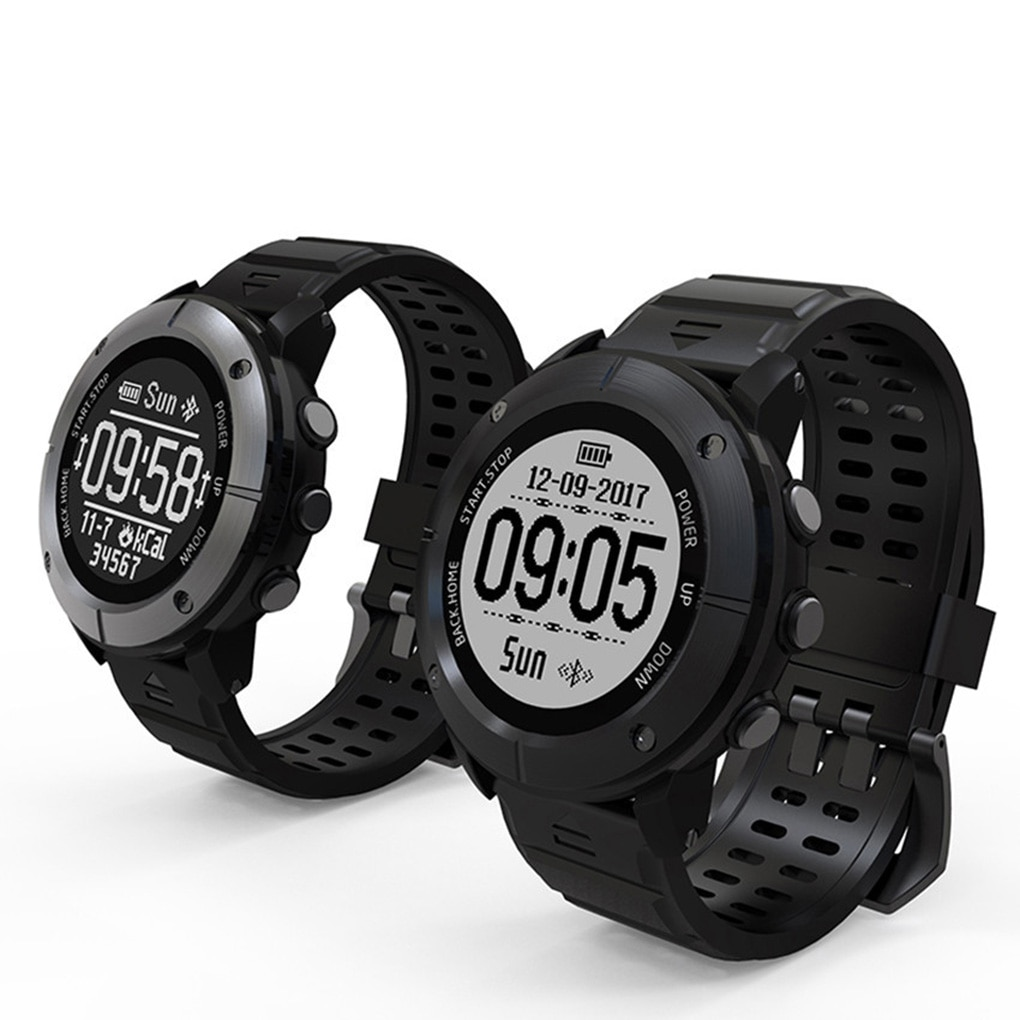Get Smart Watch GPS Fitness Tracker Smartwatch Golf Outdoor Sport Watch IP68 Waterproof Mountaineering Watch Bluetooth