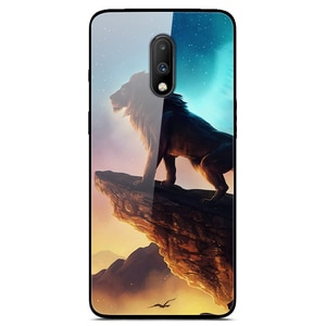 Glass Case For Oneplus 7 Phone Case Phone Cover Phone Shell Back Bumper Series 2