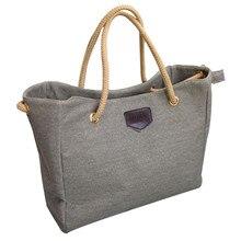 Torebka damska płótno duża torba Trend prosta torba na zakupy torba na ramię Sac główna Femme Bolsas De Tela torebki