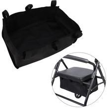 자세 교정기 4 바퀴 달린 워커 rollator 휠체어 프레임 교체 보관 가방 정형 외과 용 받침대 교정기 및 지지대    -