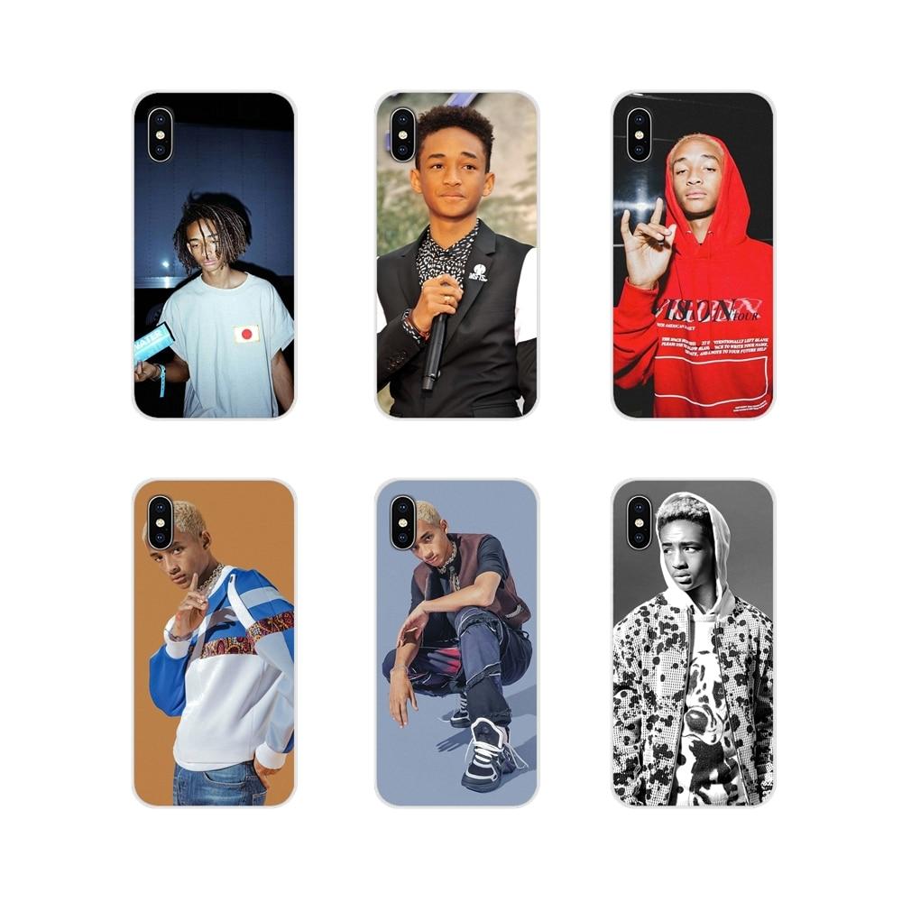 Аксессуары чехлы для телефонов Apple iPhone X XR XS 11Pro MAX 4S 5C SE 6S 7 8 Plus ipod touch 5 6 jaden smith en syre