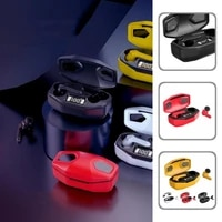 stereo portable bluetooth compatible 5 0 in ear earphone headphone for watching video