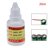 20ml Stainless Steel Flux Soldering Liquid Solders Water Durable Wholesale