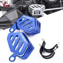Couvercle de Protection pour moto   Protection pour frein réservoir dhuile pour BMW R1250GS R1250 GS ADVENTURE R 1250GS R 1250 GS HP adv
