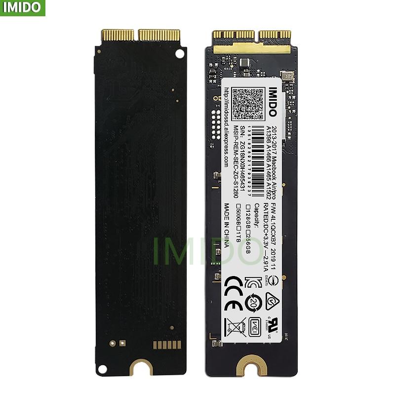 256gb 512gb SSD For 2014 2015 2017 Macbook Air A1465 A1466 Macbook Pro Retina A1502 A1398 1TB iMac A1419 A1418 Solid State Drive enlarge
