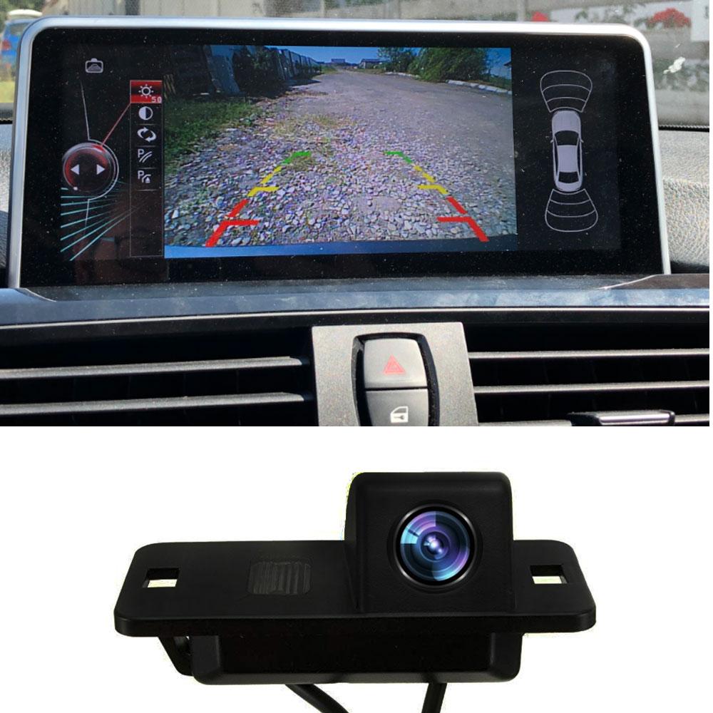 Car Rear View Camera Reverse Camera CCD For BMW 3/7/5 Series E39 E46 E53 X5 X3 X6 original Android DVD GPS Monitor Parking