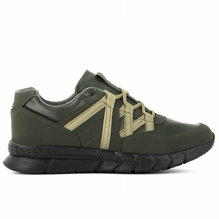 Slazenger-zapatillas de deporte para hombre, calzado para correr y caminar, caqui