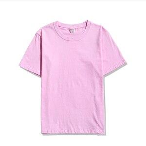2021 Brand New Cotton Men's T-shirt Short-sleeve Man T shirt Short Sleeve Pure Color Men t shirt T-shirts For Male Topsфутболк