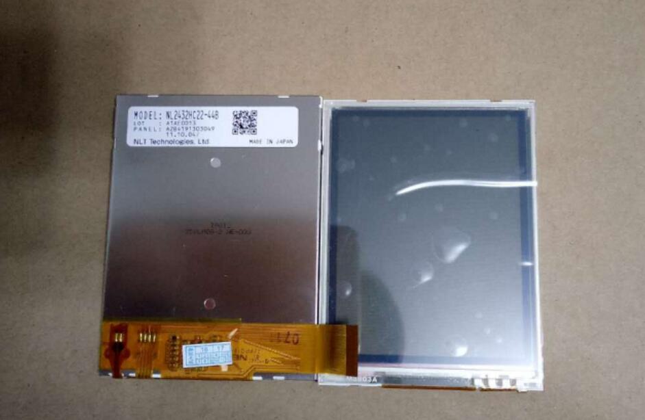 Nuovo originale por NEC 3,5 pollici NL2432HC22-41B pantalla LCD con digitalizador de pantalla táctil por trimble M3 stazione total