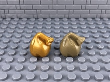 20 개/몫 MOC 벽돌 diy기구 돈 가방 손잡이 10169 교육 빌딩 블록 완구 어린이 인형 어린이 선물 용품