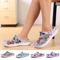 women sandals lightweight beach shoes quick drying garden clogs summer home shoes