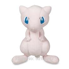 Original poche monstre Mew peluche poupée peluche Animal jouet mignon Figure Pikachu 19cm enfant cadeau