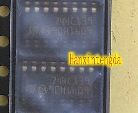 2 unids/lote 74HC139 74HC139D HC139 SOP16 3,9 MM [SMD]