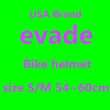 Marque USA Evade casque de vélo rouge spécial evade route vélo casque ultraléger vtt cyclisme casque ciclismo Sport casquette wilier D