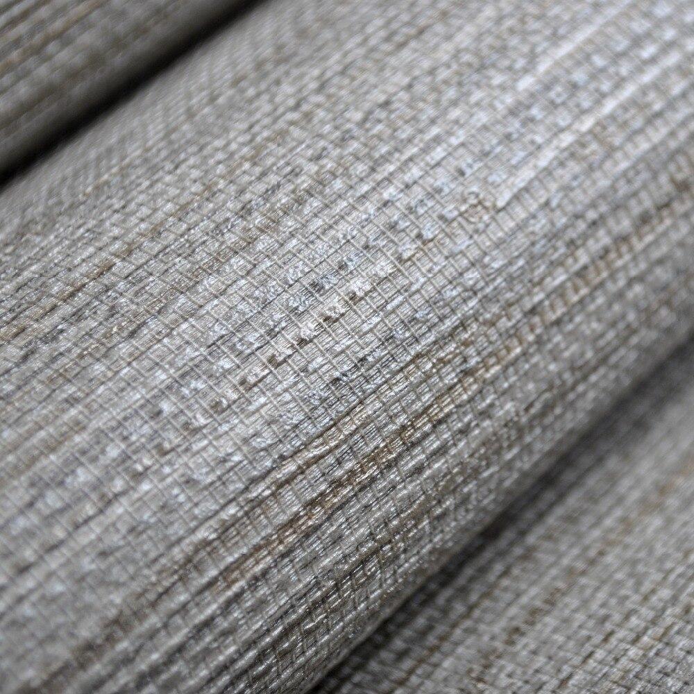 Текстурированная простая настенная бумага из искусственного переплетения, настенная бумага для домашнего декора, моющаяся виниловая облицовка стен серого, бежевого, кремового, белого цвета