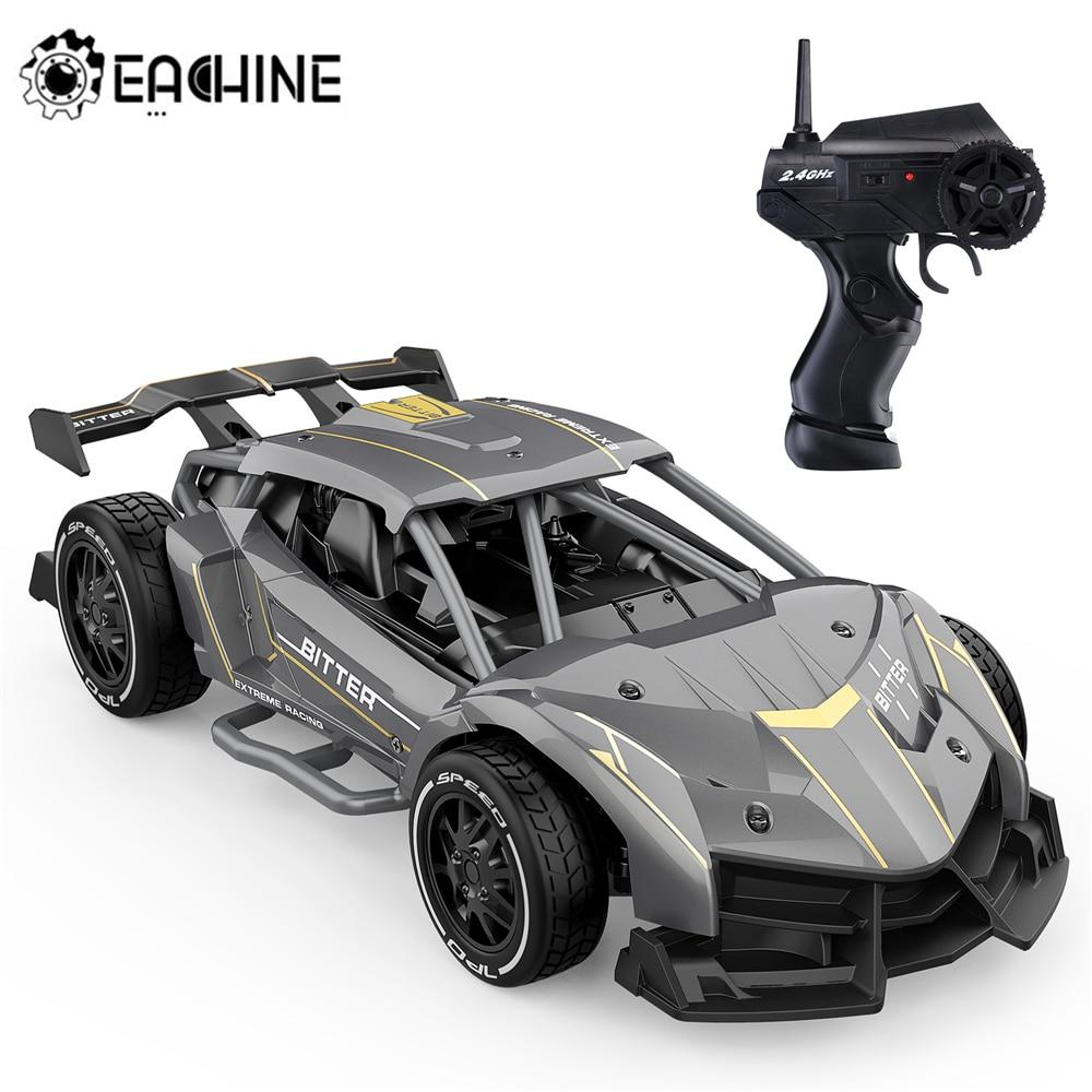 Eachine EC05 1:24 2,4G 4WD, Control remoto, aleación de aluminio, alta velocidad,...