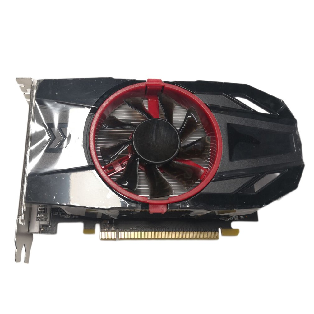 High Definition HD7670 Desktop Computer Game Graphics Card 4GB High Performance Independent Game Gra
