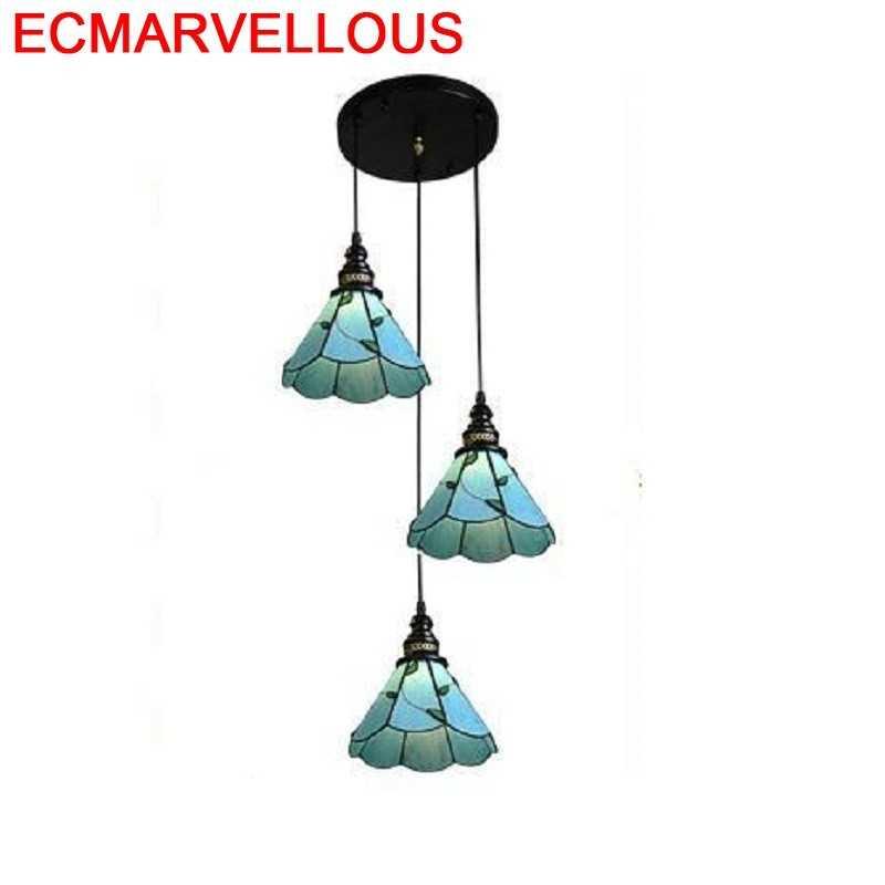 Eetkamer-lámpara Colgante Moderna De diseño nórdico, lámpara Colgante moderno Para Loft