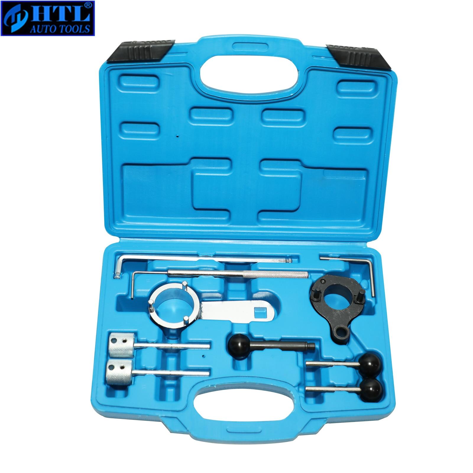 VAG Engine Timing Locking Tool Kit  For VW AUDI SEAT SKODA DIESEL ENGINE 1.6/2.0 TDI CR  VA engine diesel injector puller set removal garage tool for vag tdi vw audi