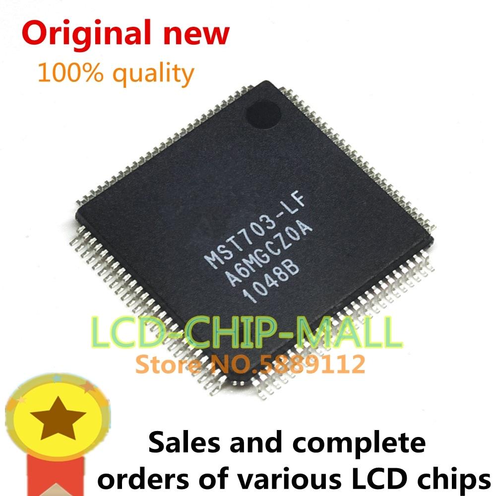 1PCS MST703-LF MST703 QFP100 in stock 100%good