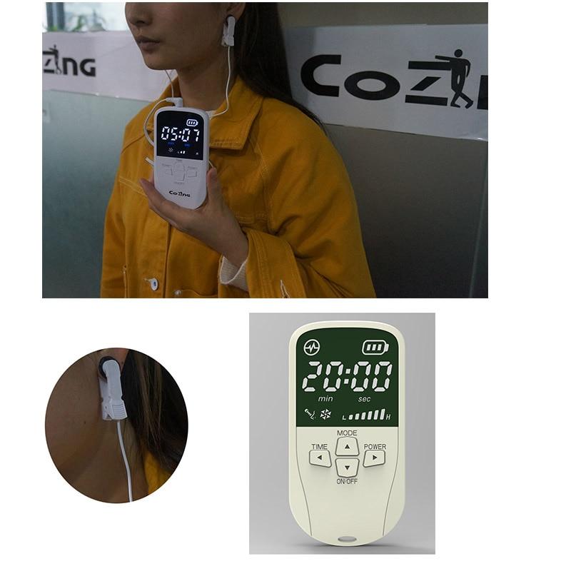 الجهاز الكهربائي الأكثر الموصى بها عالية الجودة CES مكافحة الأرق/شخير/القلق/الاكتئاب الجهاز مع خدمة جيدة