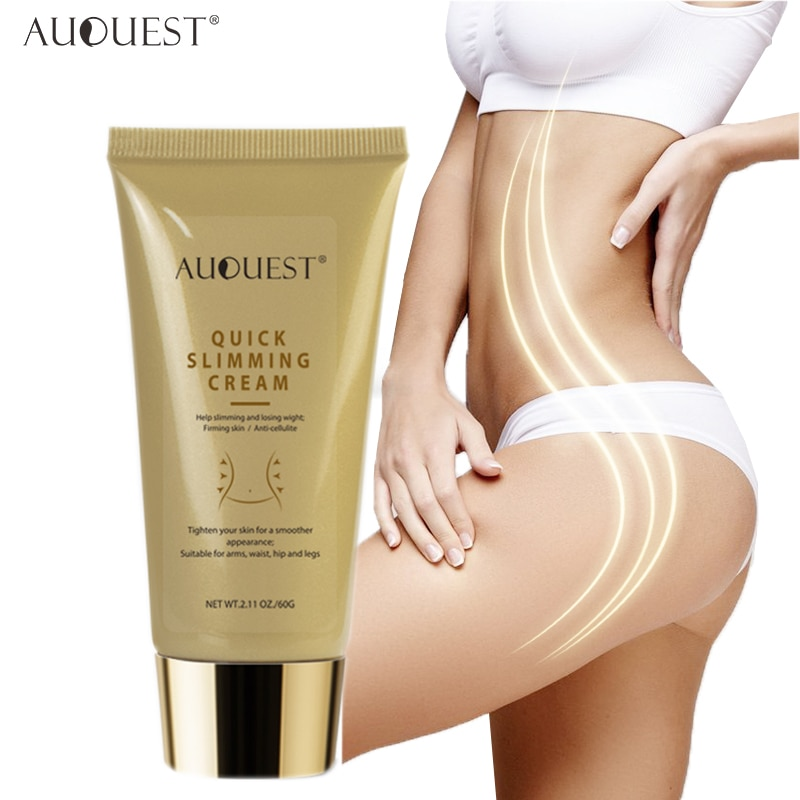 AUQUEST Slimming Body Cream Losing Weight for Belly Slimming Massage Cellulite Remover Cream Skin Firming Fat Burning Body Care
