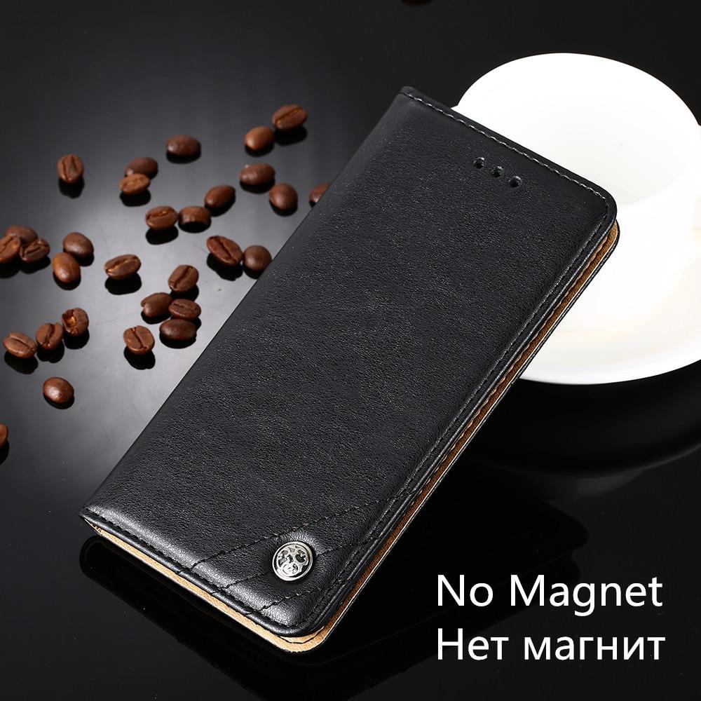 Para Huawei Honor 8X 8C 8A 9 9X 10 20 Lite 20S 7X 6A 6X Flip cuero PU casos Honor V10 V20 10i 20i libro cubierta del teléfono celular