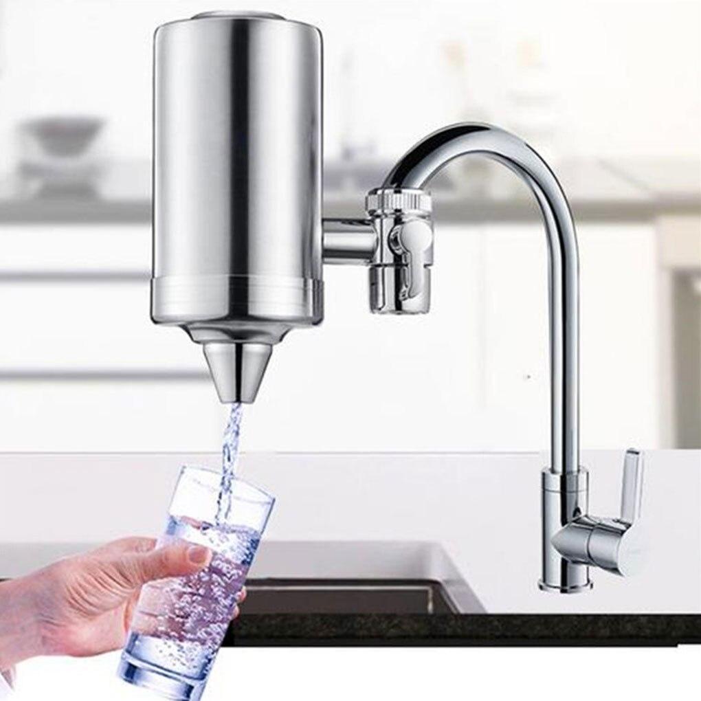 Filtro de agua para el hogar, grifo de cocina para el hogar, sistema de filtración de agua, grande de acero inoxidable