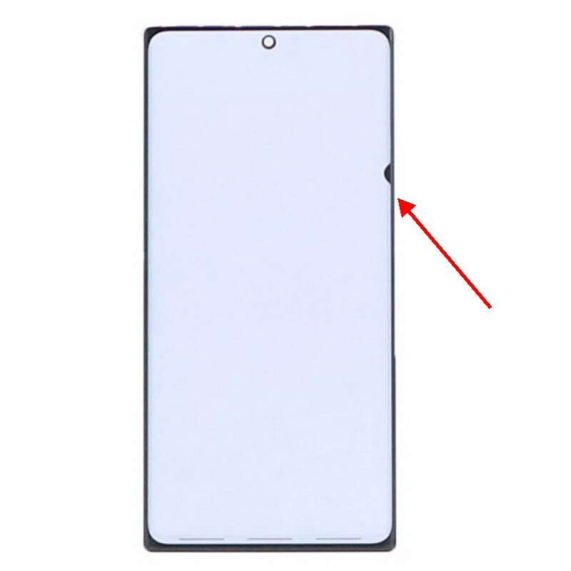 Original Super Amoled Note10 LCD With Frame For Samsung Galaxy Note 10 N970F N9700 Lcd Display Touch Screen Digitizer With spots enlarge