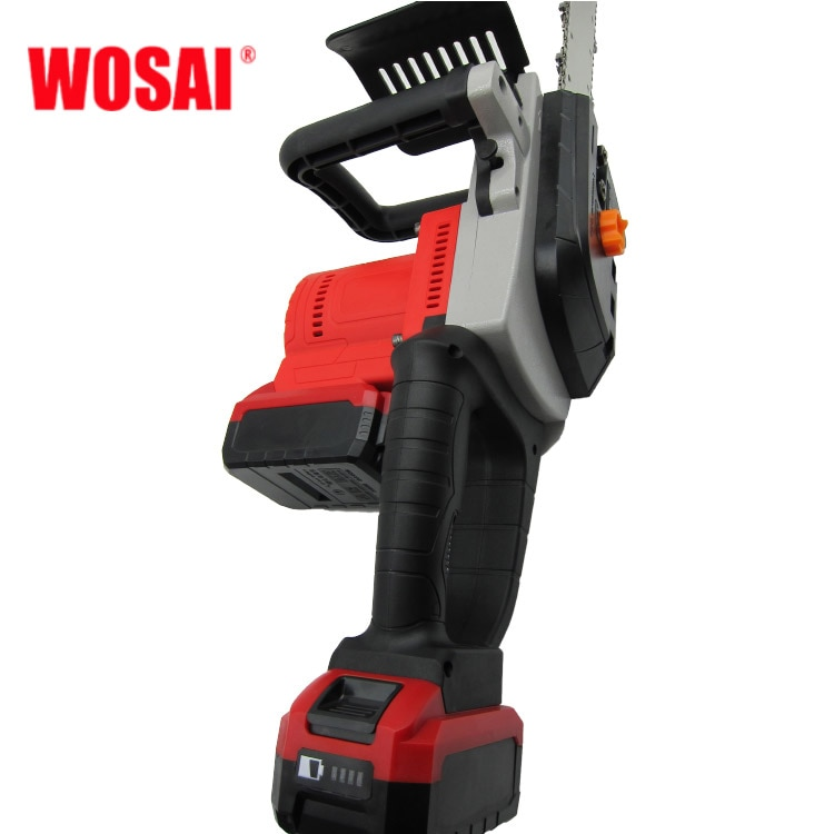wosai  40V Brush battery cordless chainsaw cordless mechanic tools enlarge