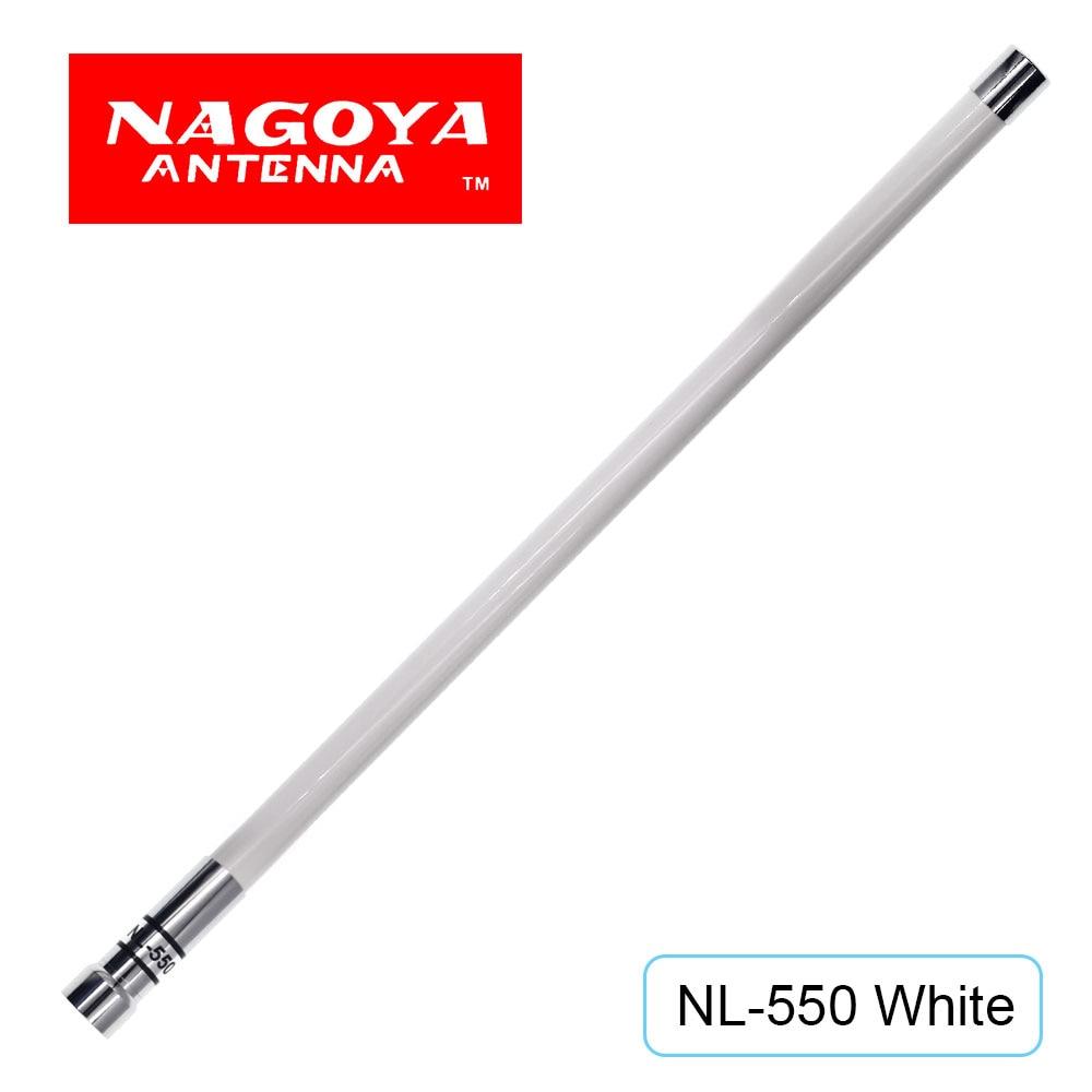 NAGOYA NL-550 VHF UHF 144mhz /430mhz double bande 200W 3.0dBi antenne en fibre de verre à Gain élevé pour Radio Mobile voiture Radio bidirectionnelle