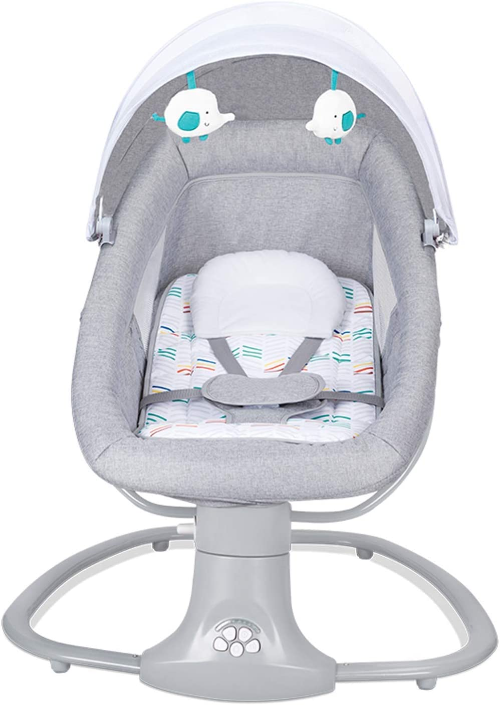 Baby Electric Rocking Chair Newborns Sleeping Cradle Bed Child comfort chair reclining chair for baby 0-3 years old enlarge