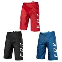 Aykw  Fox Defend Shorts Mountain Bicycle Offroad Racing Motorcycle Motorbike Summer Short Pants Mens