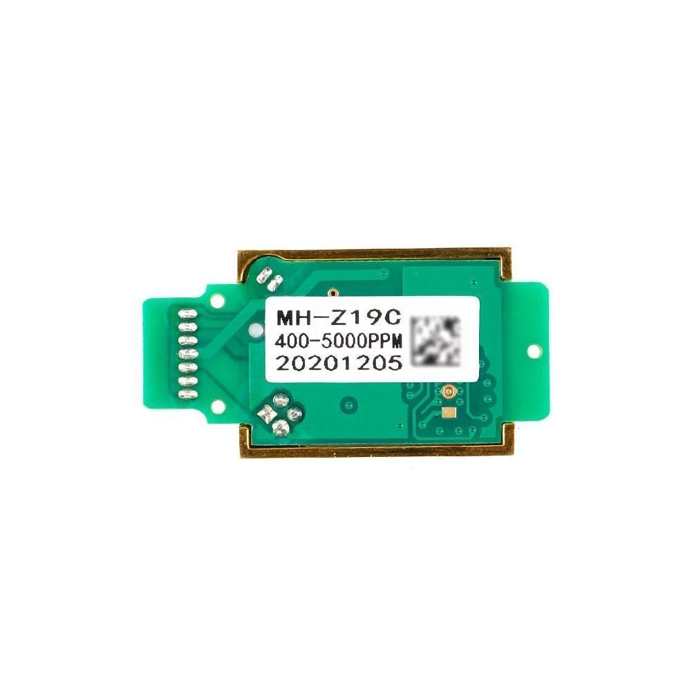 MH-Z19 MH-Z19C IR الأشعة تحت الحمراء CO2 الاستشعار وحدة MH Z19C الكربون الغاز 400-5000ppm ثاني أكسيد الناتج الاستشعار UART لمراقبة CO2 PWM S5A0