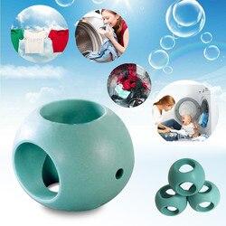 Casa lavanderia bola água purificada lavagem bolas máquina de lavar louça ímã gama magnética limpeza bolas de lavanderia #25